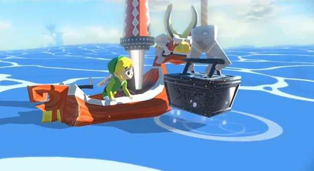 the legend of zelda the wind waker hd wii u Hands On Preview: Nintendo Of Canada E3 2013 Demo Preview Event
