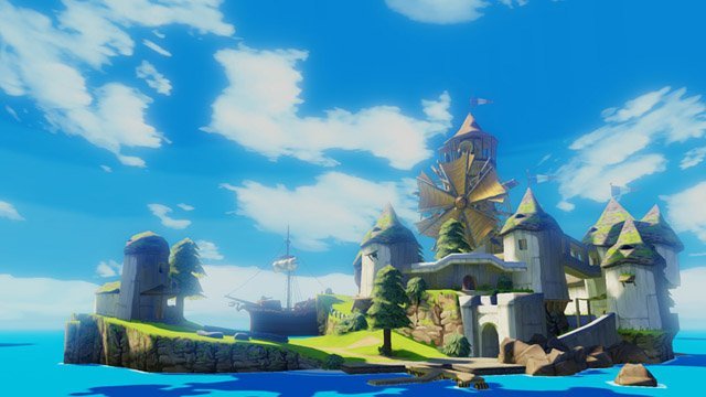 The Legend Of Zelda: The Wind Waker HD Remake Announced For Wii U