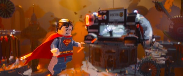 The LEGO Movie Spoofs Man Of Steel In Epic New Trailer