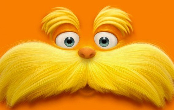 Universal Announces Dr. Seuss' The Lorax for 3D Blu-Ray In August