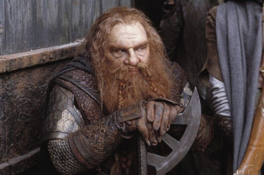 the lord of the rings dwarfs gimli john rhysdavies 3630x2410 wallpaper www.wallpapermay.com 96 542x360 WGTC Weekly Throwdown: Lord Of The Rings Battle! Who Is The Fiercest Fighter In All Of Middle Earth?