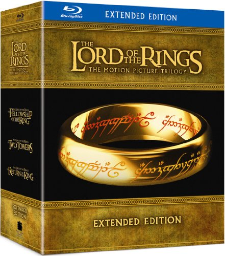 The Lord Of The Rings Extended Cut Blu-Ray Review
