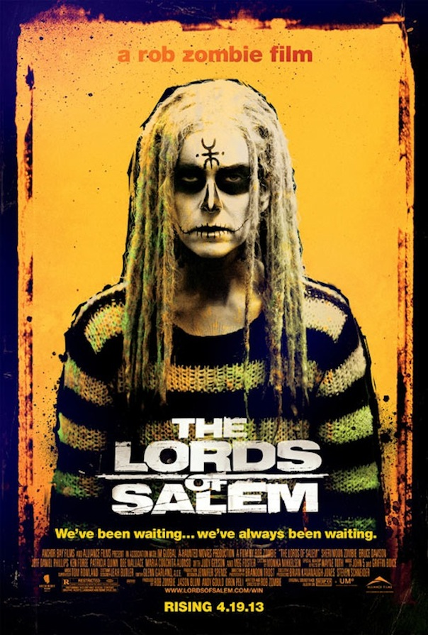 The Lords Of Salem Review