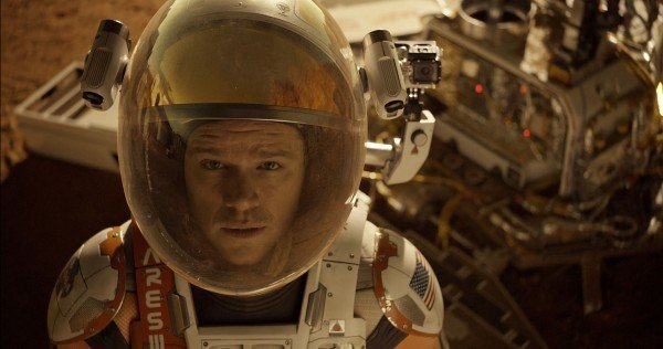 The Martian Looks Set To Leave Pan Stranded At The Box Office This Weekend