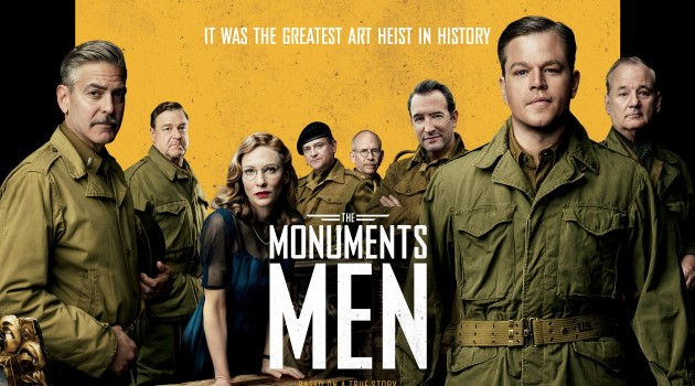 Press Conference Interview With The Cast And Director Of The Monuments Men