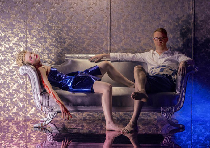 Elle Fanning Poses In First Images From Nicolas Winding Refn's The Neon Demon