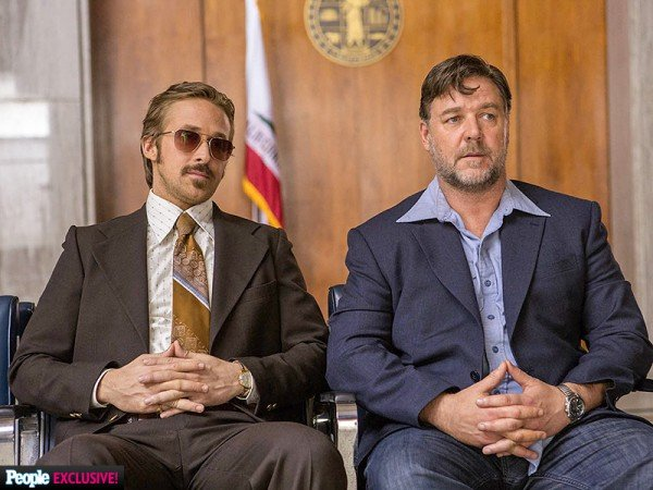 Ryan Gosling And Russell Crowe Are The Nice Guys In First Look At Shane Black Noir