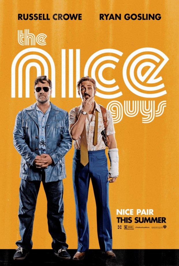 The Nice Guys TV Spot Opens Up The Line To Shane Black's Detective Agency