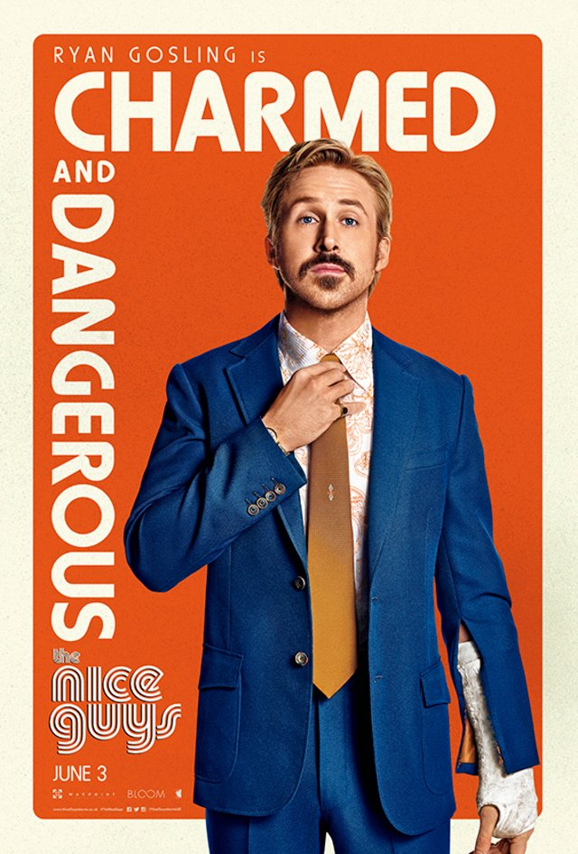 The Nice Guys Featurette Has Ryan Gosling And Russell Crowe Bickering Like An Old Married Couple