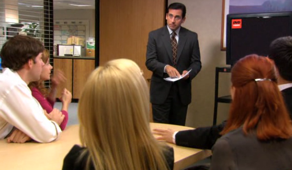 the office cube The Office: Top 10 Cold Opens