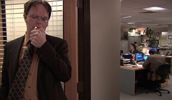 the office fire drill The Office: Top 10 Cold Opens