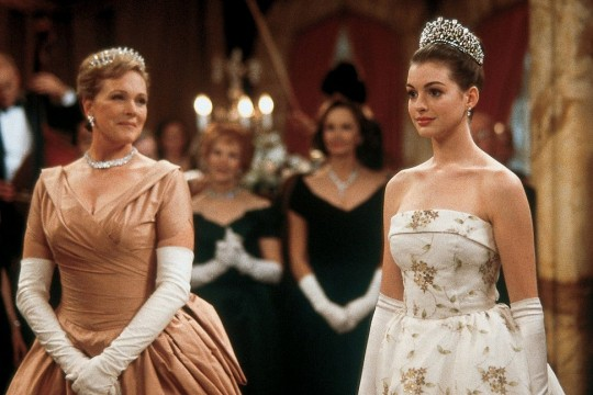 The Princess Diaries 3 Not In Development
