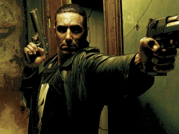 Tom Hardy Wants To Play The Punisher For Marvel