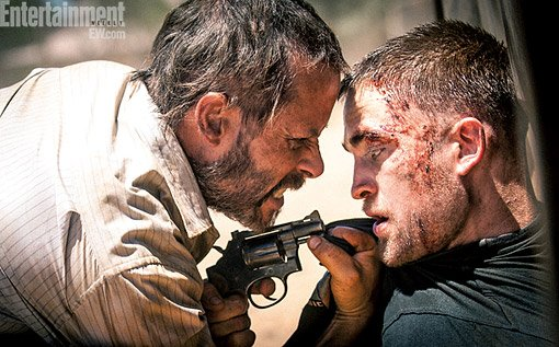 the rover guy pearce robert pattinson skip crop First Look At Robert Pattinson And Guy Pearce In The Rover