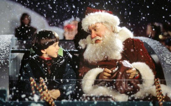 the santa clause 580x360 We Got This Covereds 25 Days Of Christmas