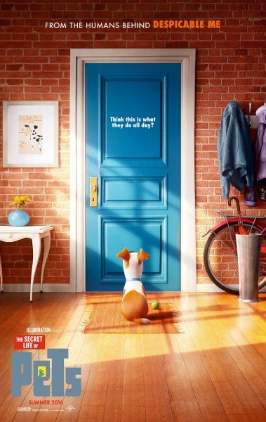 The Secret Life Of Pets Trailer Reveals What The Animals Really Do When You're Gone