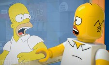 The Simpsons Go LEGO In Brick Like Me Trailer