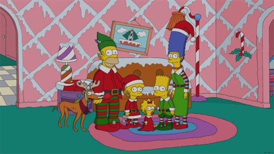 the-simpsons-white-christmas-blues