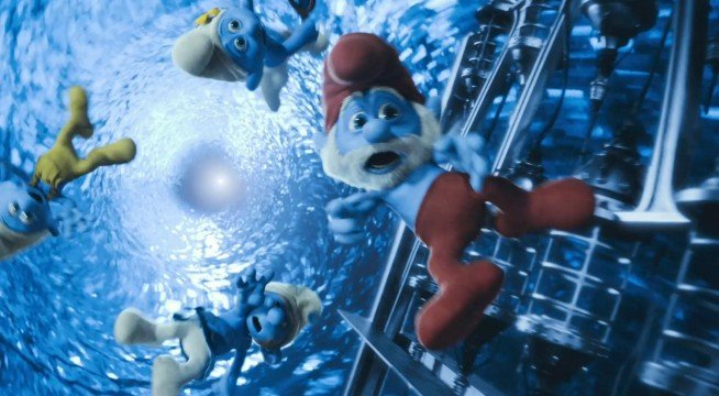 the smurfs 2 654x360 The Smurfs 2 Review