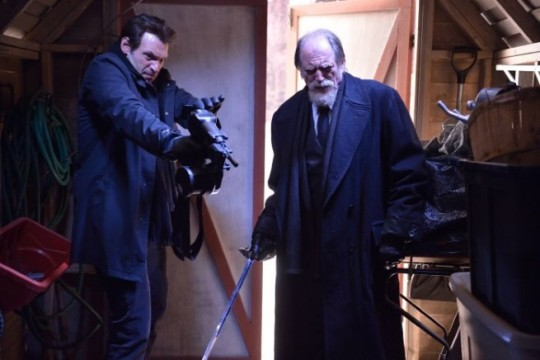 "The Strain Review: ""Runaways"" (Season 1, Episode 5)"