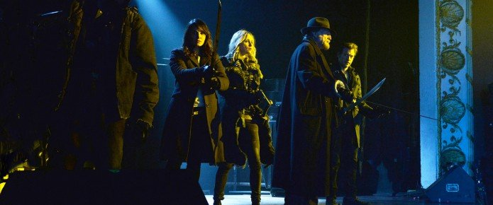 The Cast Inside The Strain: The Master (Episode 13)