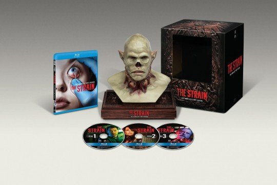 CONTEST: Win The Strain Season 1 - Collector's Edition On Blu-Ray!