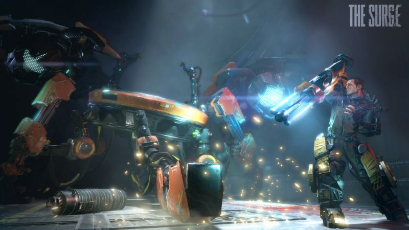Deck 13 Unveil First Images From The Surge