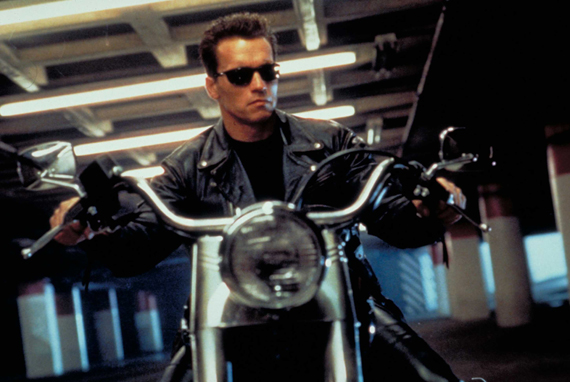 Terminator 5 To Be Distributed By Paramount