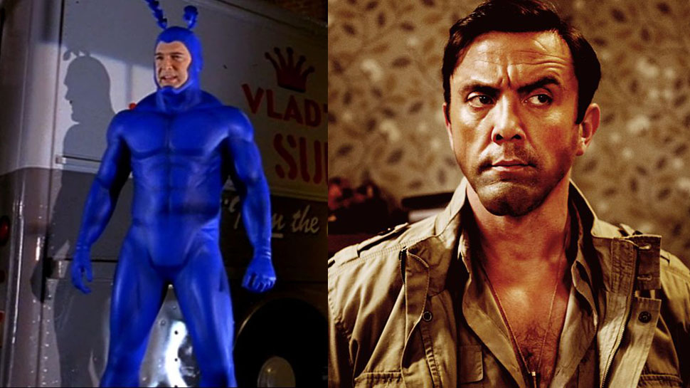 The Tick Casts Peter Serafinowicz In The Title Role