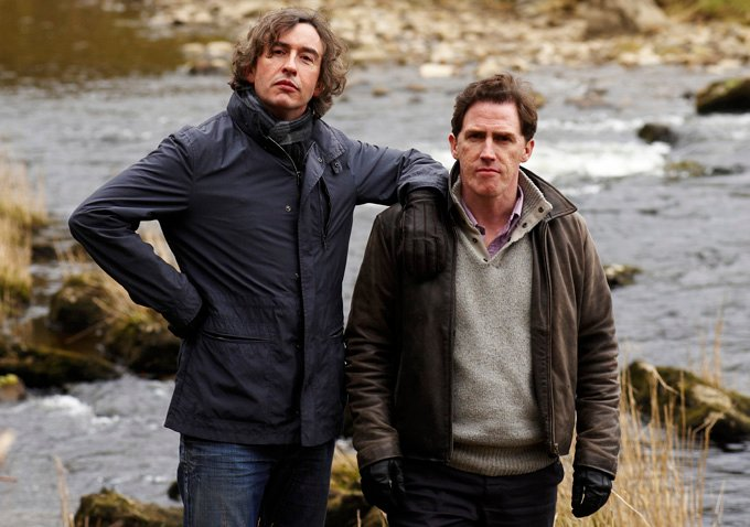 Steve Coogan And Rob Brydon Impersonate The Dark Knight Rises Cast In First Clip From The Trip To Italy