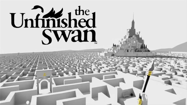 The Unfinished Swan Lands On PSN October 23rd, Early Access For Plus
