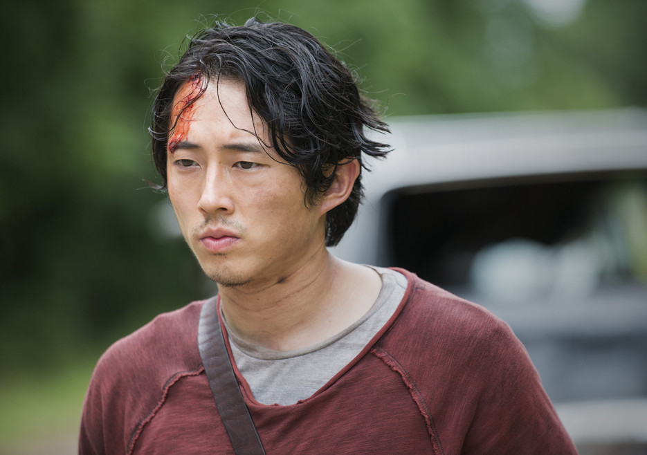 The Walking Dead's Steven Yeun Is Up For A Return As Glenn