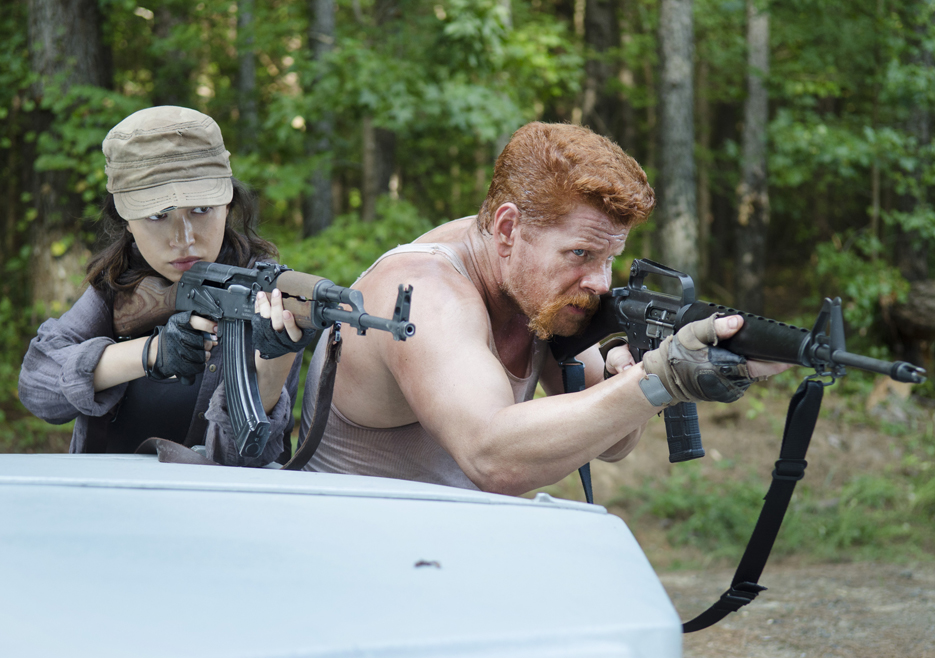 """The Walking Dead Review: """"The Distance"""" (Season 5, Episode 11)"""