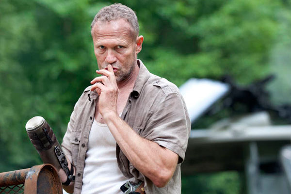 The Walking Dead's Michael Rooker Joins Guardians Of The Galaxy