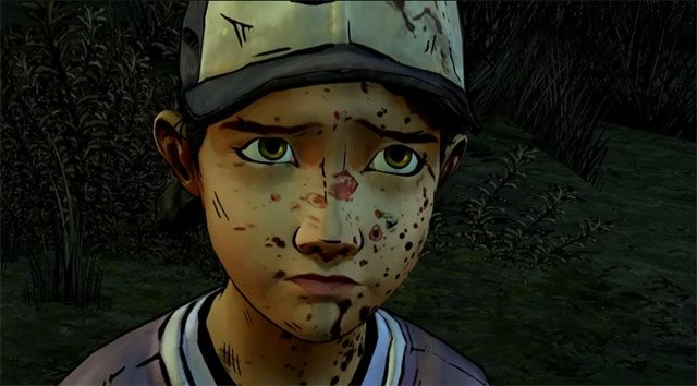 the walking dead season two clem
