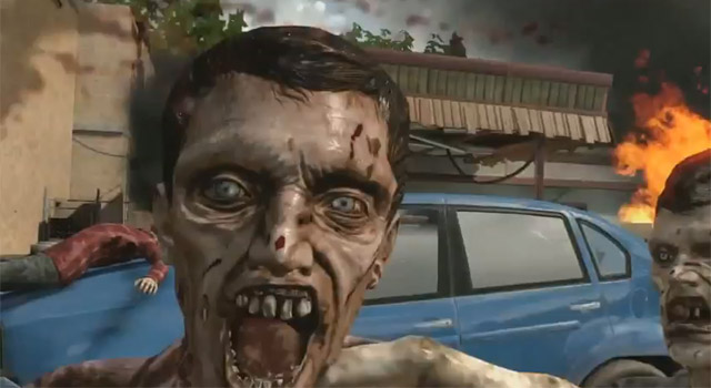 The Walking Dead: Survival Instinct First Gameplay Footage Released
