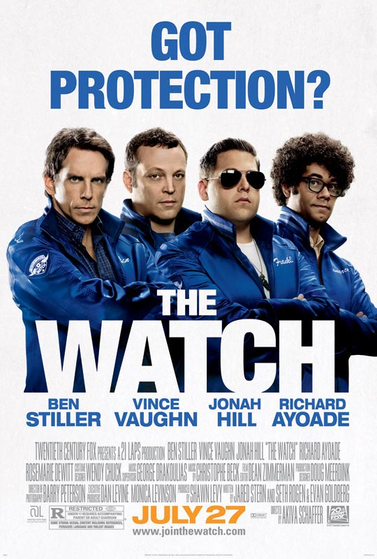 The Watch Review