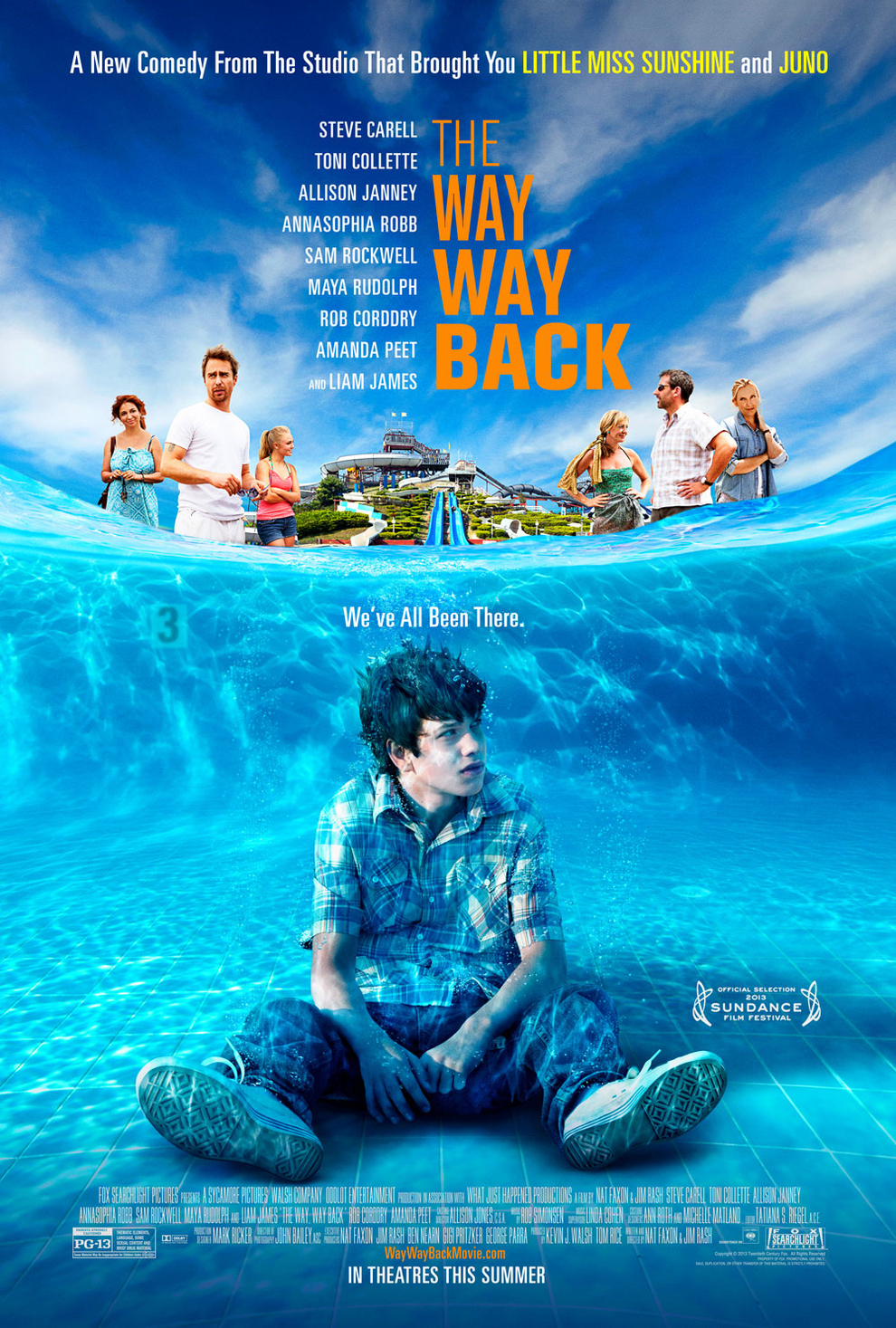 The Way, Way Back Review