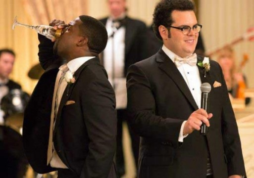 Kevin Hart Is Paid To Be Josh Gad's Best Man In The Wedding Ringer Trailer