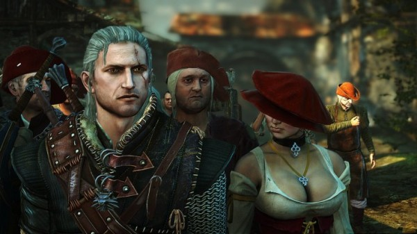 The Witcher 2: Assassins of Kings Enhanced Edition Developer Diary 2 Talks Cutscenes