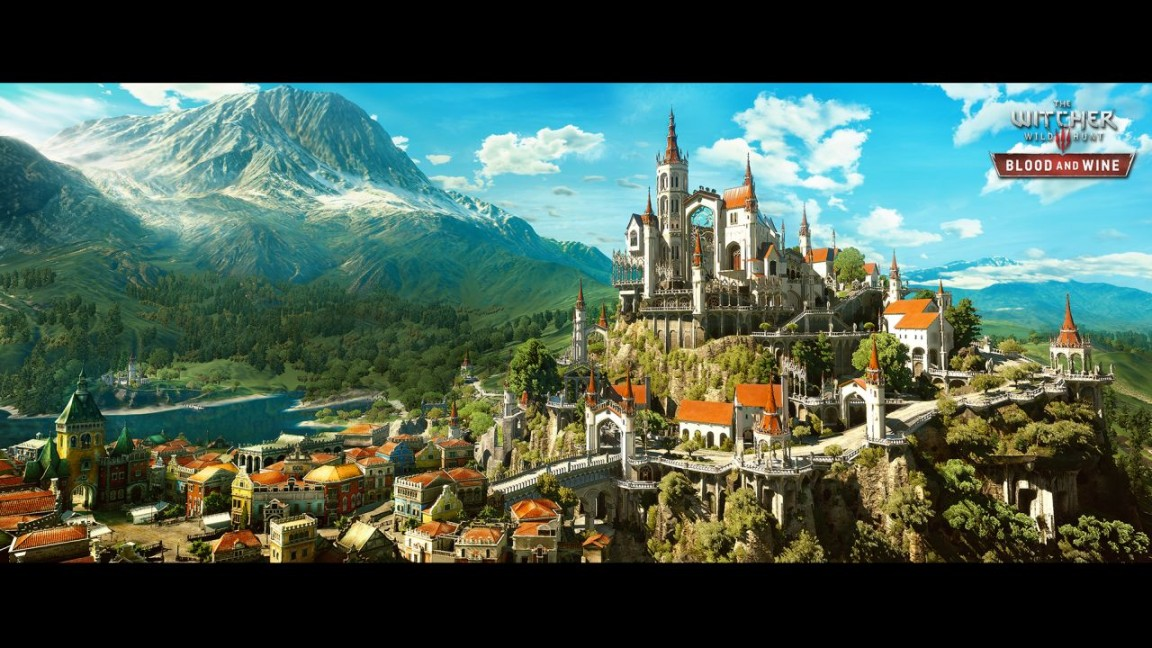 The Witcher III: Wild Hunt Dev Debuts First Screenshots For Blood And Wine DLC