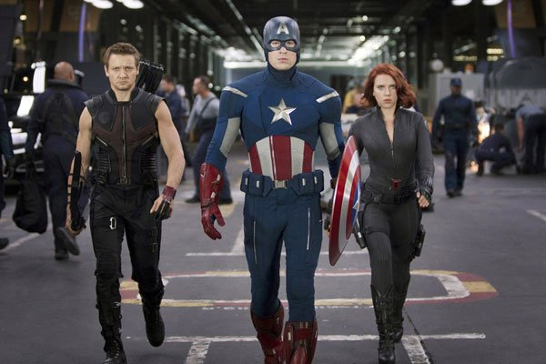 Marvel Wants New Characters For The Avengers 2