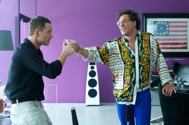 Exclusive Behind The Scenes Clip From The Counselor Blu-Ray