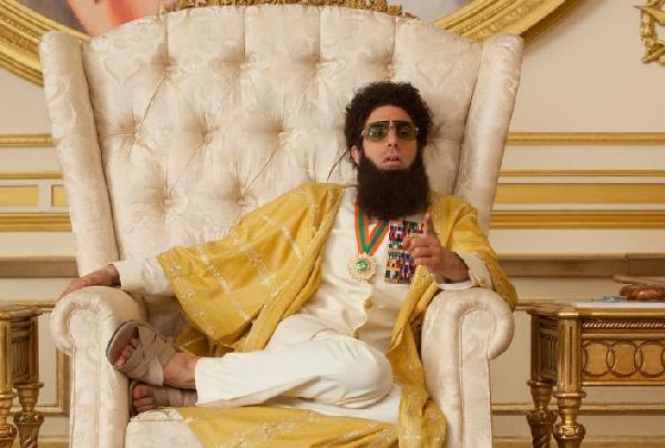 The Dictator Heading To Blu-Ray In August