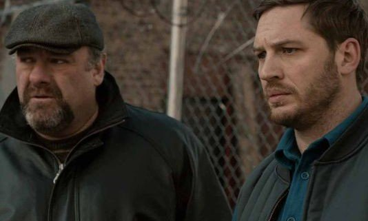 the drop 1 534x321 First Images Of James Gandolfini And Tom Hardy In The Drop