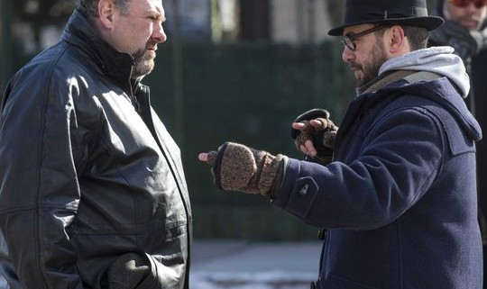 the drop 2 540x321 First Images Of James Gandolfini And Tom Hardy In The Drop
