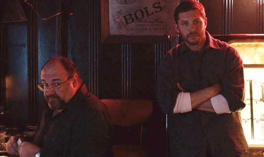 the drop 5 540x321 First Images Of James Gandolfini And Tom Hardy In The Drop