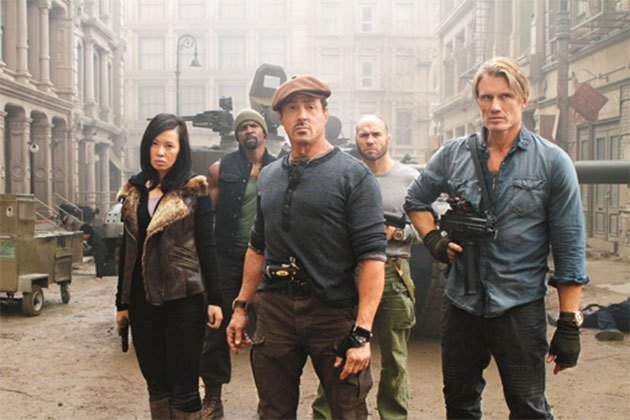 the expendables 2 movie review 184am90 184am92 We Got This Covereds Top 100 Action Movies