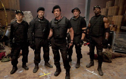 Will The Expendables 2 Feature John Travolta, JVCD And Chuck Norris?