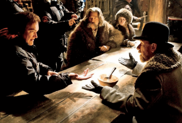 The Hateful Eight Arriving Christmas Day In 70MM Only